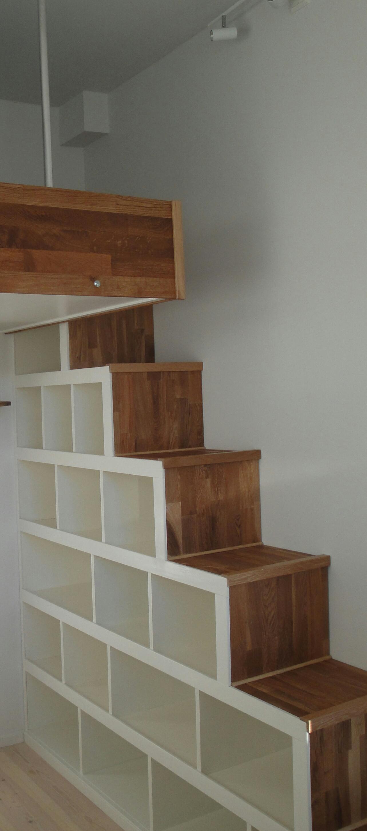 Trappa eller stege till loft CamillaBergquist Blog